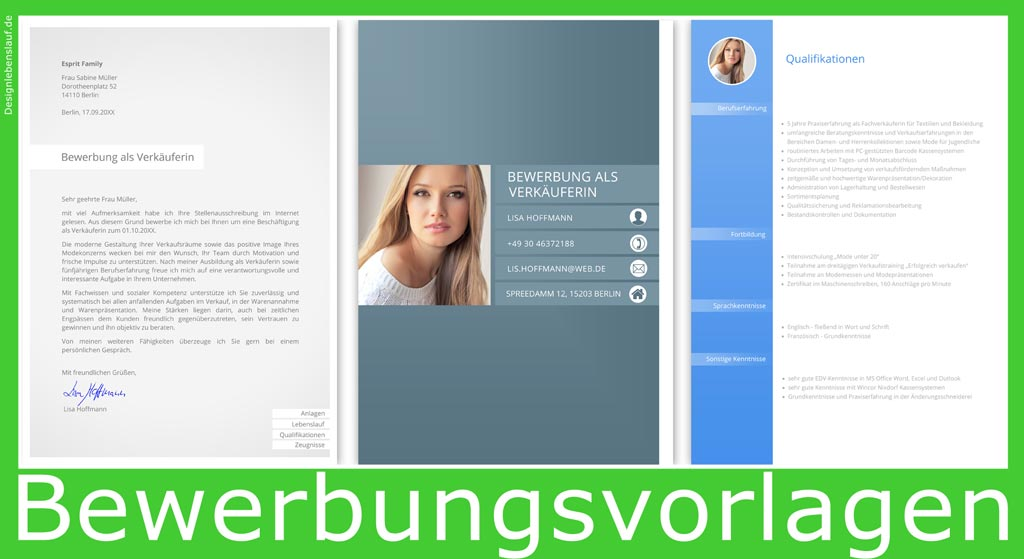 Bewerbung Ausbildung Als Mustervorlage In Word Und Wps Office