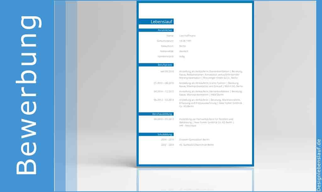 lebenslauf muster download f r word und open office