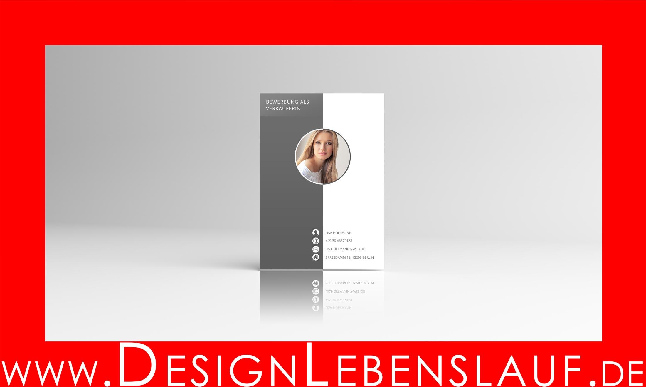 Online bewerben mit bewerbungsvorlagen vom designer for Praktikum design