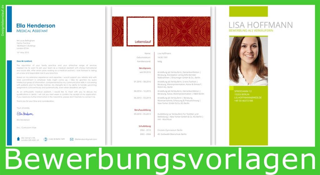 Bewerbung Als Verkäuferin Für Word Und Open Office