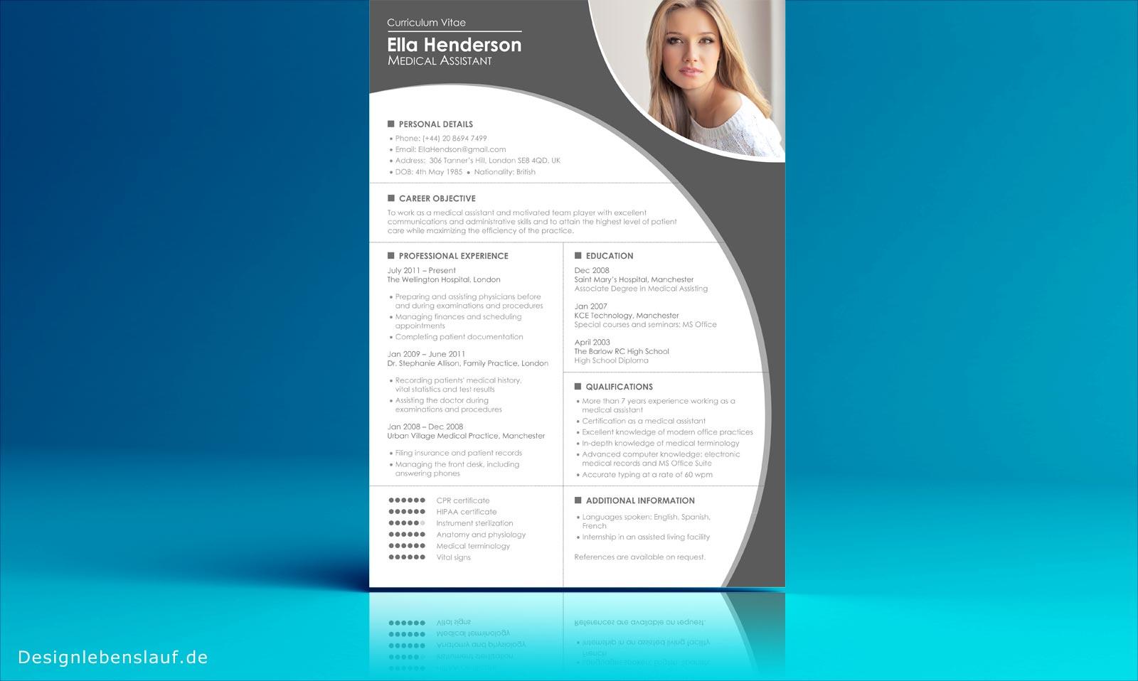 englische bewerbung schreiben mit vorlage zum download