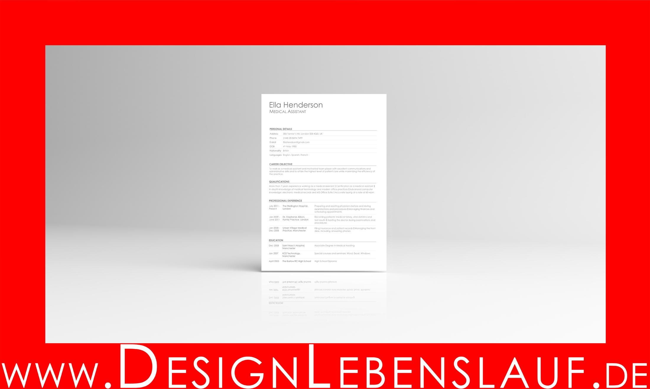 Fein Kostenloser Job Alarm Lebenslauf Hochladen Ideen - Entry Level ...