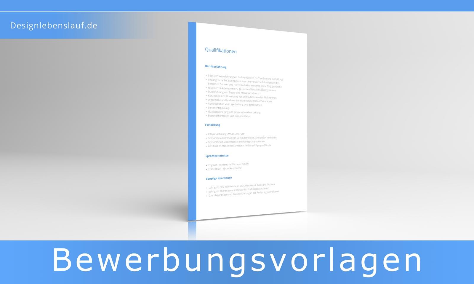 Initiativbewerbung Anschreiben und Lebenslauf als Download