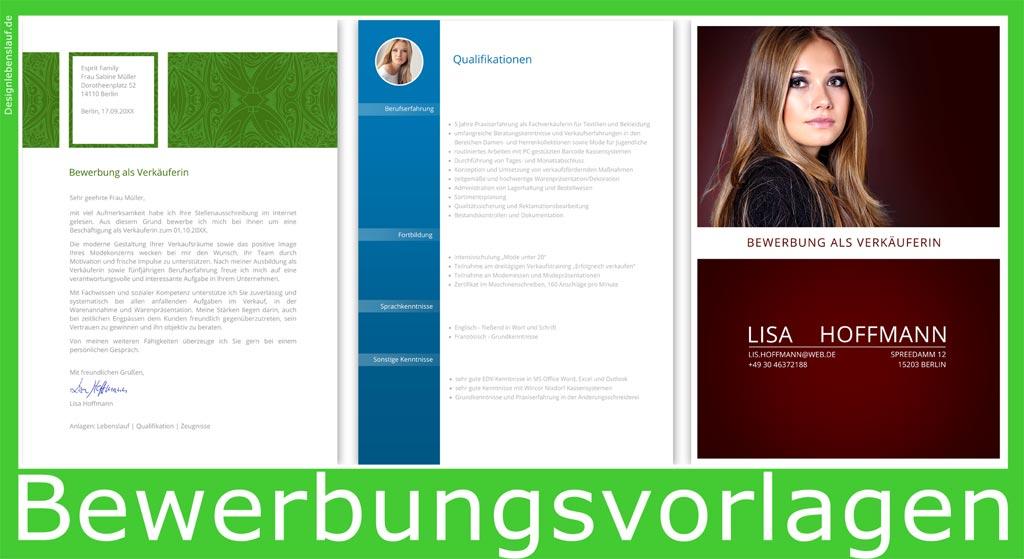 Lebenslauf schreiben mit Anschreiben in Word & Open Office