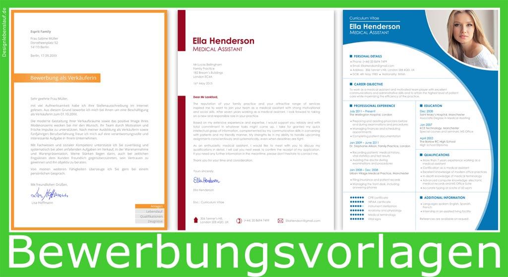 Curriculum vitae english templates for a job application for Praktikum design