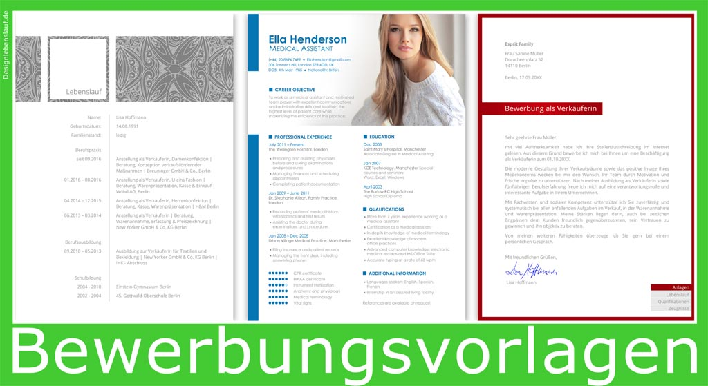 How To Write A Cv And Covering Letter In Word Openoffice
