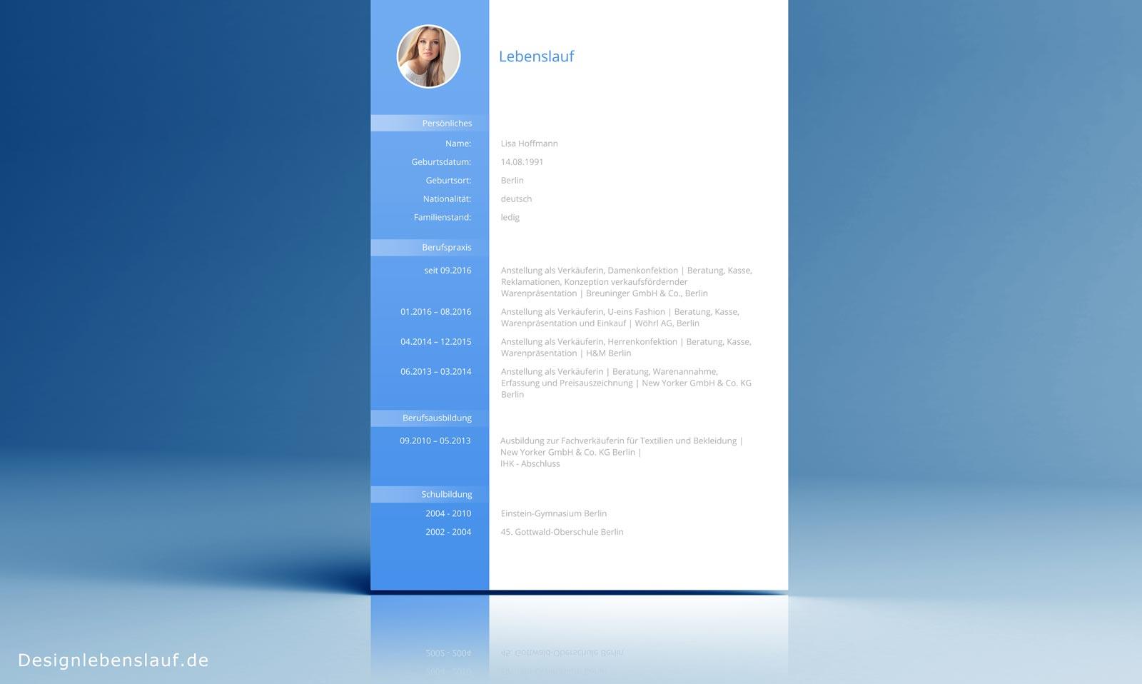 Polizei Bewerbung mit Anschreiben und Lebenslauf als Download